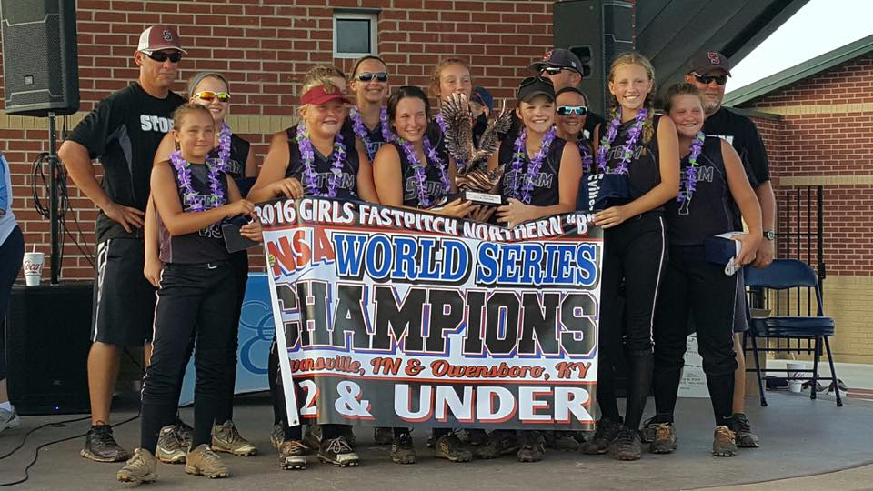 2016 NSA Girls' Fast Pitch 'B' World Series