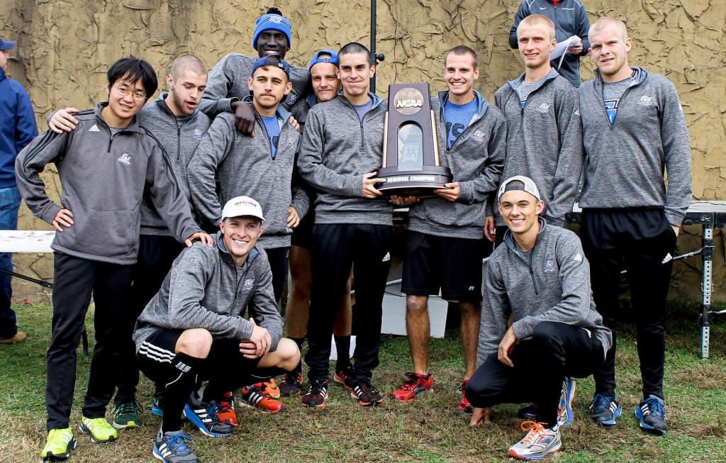 NCAA DII Men's and Women's Cross Country Regional