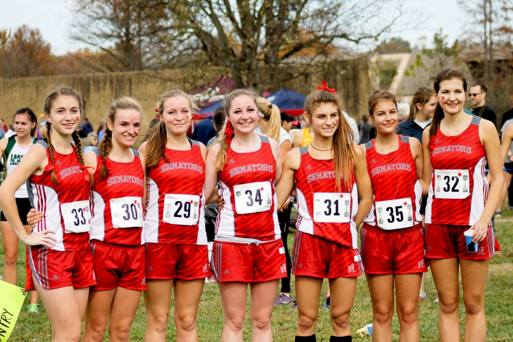 2017 Division II Cross Country Championships
